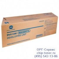 Блок девелопера пурпурный Konica Minolta bizhub C224 / C284 / C364 / C454 / C554 ,оригинальный