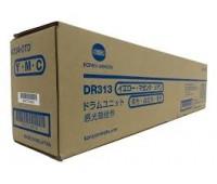 Фотобарабан DR-313 (YMC) для Konica Minolta C258/C308/C368, цветной, оригинальный