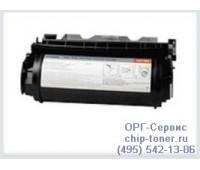Картридж черный Lexmark Optra T620 ,совместимый