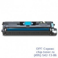 Картридж голубой Hewlett-Packard 121A ,совместимый