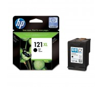 Картридж черный струйный HP 121XL ,оригинальный
