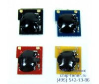 Чип черного картриджа НР CP3505/3600/3800