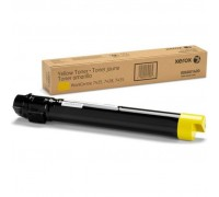 Картридж желтый Xerox WorkCentre 7525 / 7530 / 7535 / 7545 / 7556 / 7830 / 7835 / 7845 / 7855 оригинальный