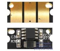 Чип черного картриджа Epson AcuLaser C3900N / CX37DN