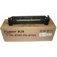 Узел термозакрепления FK-8702 Fuser Kit  для Kyocera Mita TASKalfa 6550 / 6551 / 7550 / 7551 оригинальный