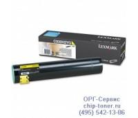 Картридж желтый Lexmark C935 / X940e / X945e оригинальный