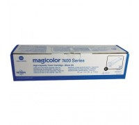 Картридж черный Konica Minolta MagiColor 7450 оригинальный