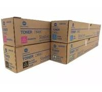 Комплект тонер-картриджей TN-227CMYK для Konica Minolta bizhub C257i оригинальный