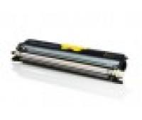 Тонер-картридж желтый OKI C110 / C130 / MC160 совместимый