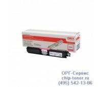 Картридж пурпурный 44250722 для Oki  C110 / C130 / MC160 оригинальный увеличенного объема