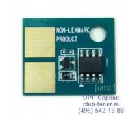 Чип картриджа Lexmark E250/350